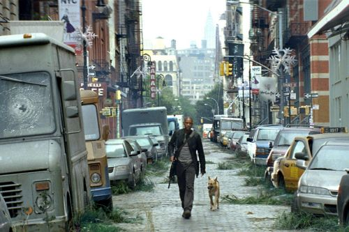 'I Am Legend' on Netflix: An Eerily Silent, Barren New York City Is Even Scarier Than The Film's Vampire Zombies