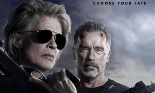 New Terminator: Dark Fate Poster Lets You Choose Your Fate