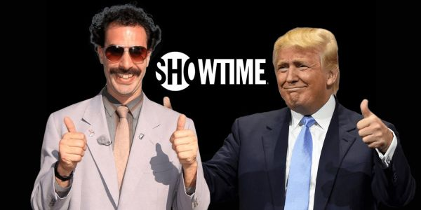 Sacha Baron Cohen's Mystery Trump Project Is A Showtime Comedy Series