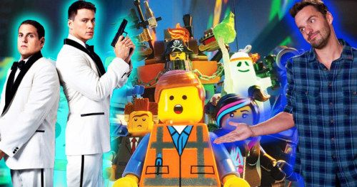 10 Celebrity Cameos You May Have Missed in the First LEGO