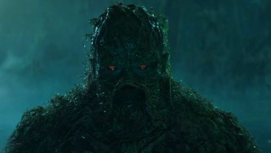 In What's Surely A Total Coincidence, WB Just Released The First SWAMP THING Teaser