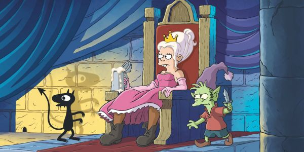 Disenchantment Renewed For Season 2 By Netflix, Will Return in 2019