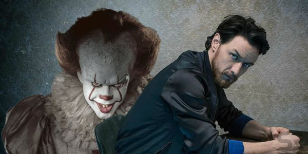James McAvoy Confirms IT: Chapter 2 Has Started Production