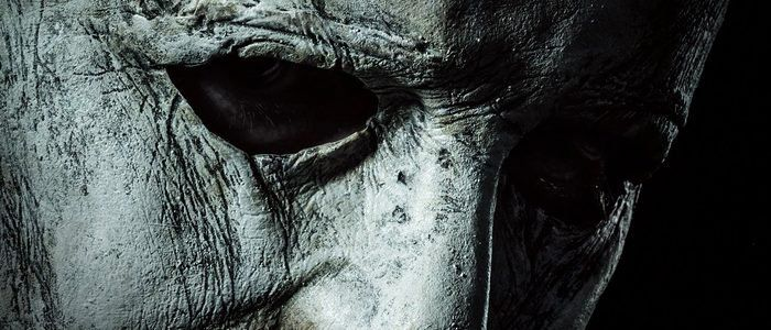 Michael Myers Shows Off His New Mask in 'Halloween' Poster