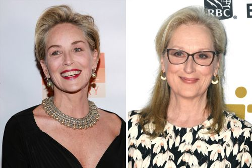"""Sharon Stone Launches Unprovoked Attack On Meryl Streep's G.O.A.T. Status: """"There Are Other Actresses Equally As Talented as Meryl Streep"""""""