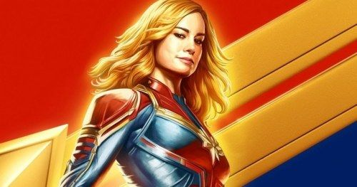 Captain Marvel Tickets Are Now on SaleAtom Tickets and Fandango