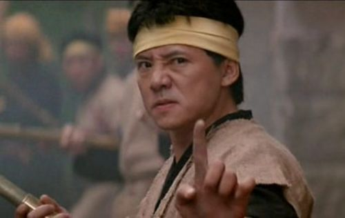 Was Jackie Chan In Big Trouble In Little China?
