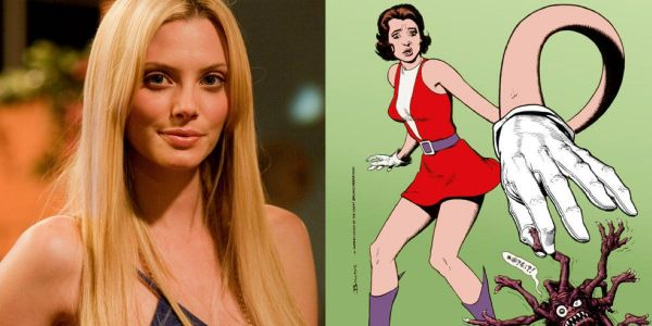 DC's Titans TV Show Casts April Bowlby as Elasti-Girl