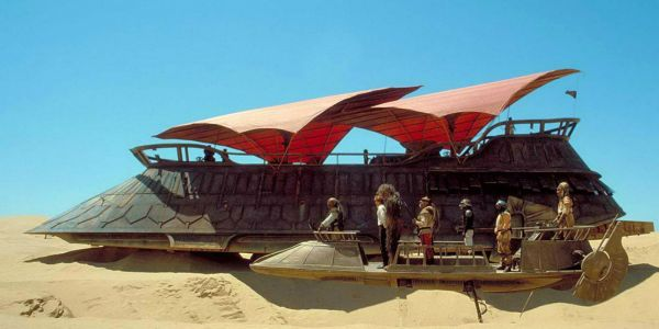 Jabba's Sail Barge Is the Biggest Star Wars Toy Ever Made