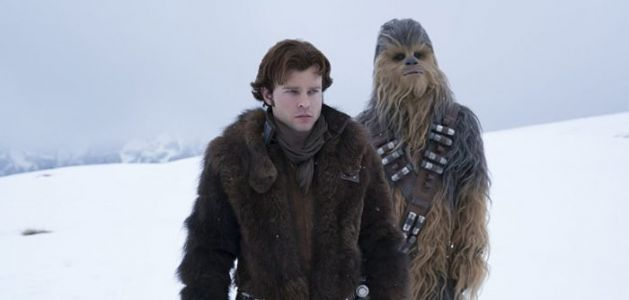 'Solo' Deleted Scenes Include Han's Life as an Imperial and a Very Different First Meeting with Chewbacca