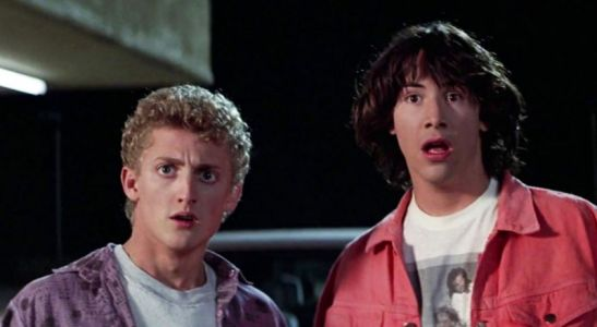 Keanu Reeves and Alex Winter Talk Bill & Ted 3