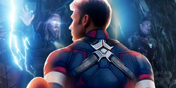 What Does Captain America Do With At The End Of Avengers: Endgame?