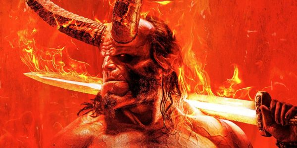 Hellboy Posters Spotlight the Reboot's Monsters & Comic Book Influences