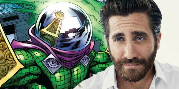 First Glimpse of Mysterio Possibly Revealed in Far From Home Set Video