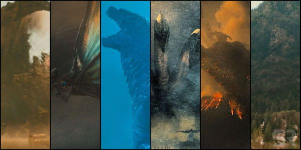 All The Titans In Godzilla: King Of The Monsters