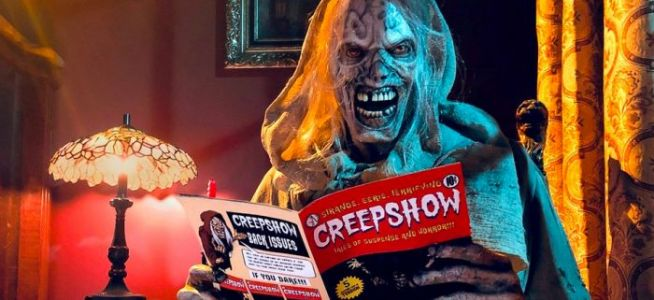 Animated 'Creepshow' Halloween Special Coming to Shudder With Stories From Stephen King and Joe Hill
