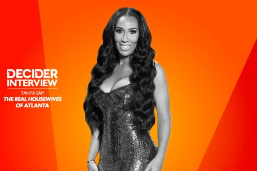 """'The Real Housewives of Atlanta': Tanya Sam Explains Why She's """"Like An Onion, Except Not Stinky"""""""