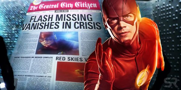 The Flash Reveals Barry's Last Moments From Crisis On Infinite Earths