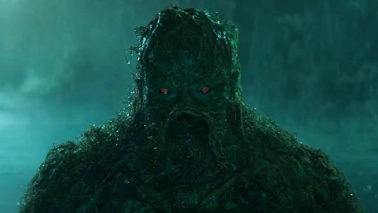 The Swamp is Awake in New Swamp Thing Promo