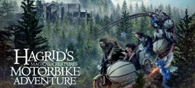 Even More Creatures Unveiled for Wizarding World's Hagrid's Motorbike Ride Including Blast-Ended Screwts, Centaurs, and More