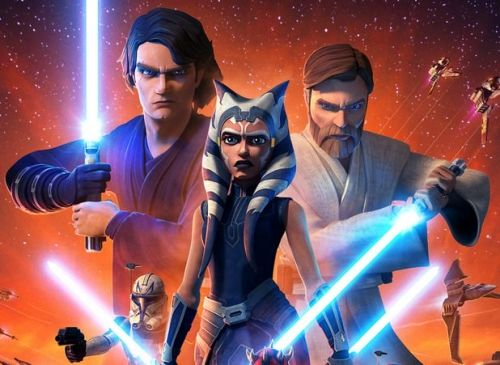 Star Wars: The Clone Wars Trailer Gives First Look at Final Season