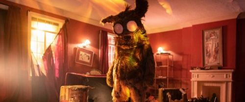 'Pooka!' Review: December's 'Into the Dark' Entry is a Holiday-Tinged Tale of Madness and Mascot Costumes