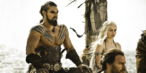 Game Of Thrones' Jason Momoa And Emilia Clarke Reunited, And It Was Wonderful