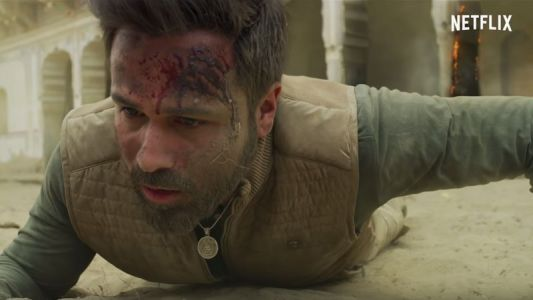The Bard of Blood Trailer Shows a New Kind of Action Hero