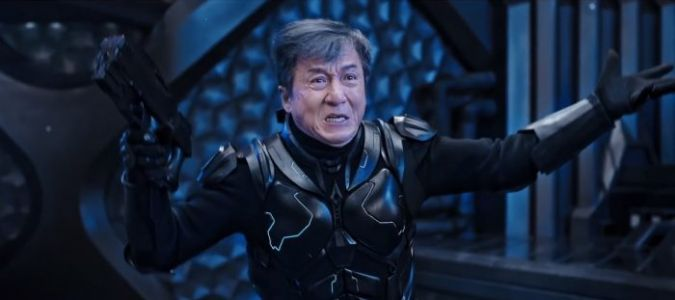 'Bleeding Steel' Trailer: Jackie Chan Stars in a Totally Bonkers Techno Action Thriller