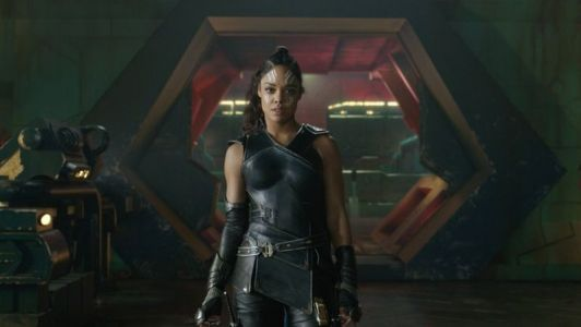 Comic-Con: Tessa Thompson's Valkyrie Will Be MCU's First LGBTQ Hero