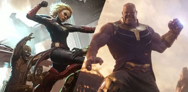 Brie Larson Shot Her 'Avengers 4' Scenes Before 'Captain Marvel'