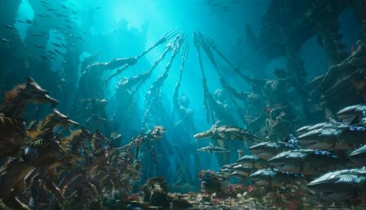 Aquaman's Council of the Kings Revealed in New Photo & Concept Art