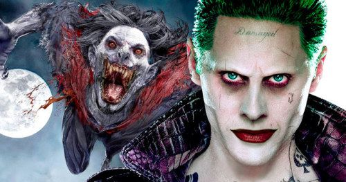 Jared Leto Is Morbius the Living Vampire in Spider-Man Spin-Off