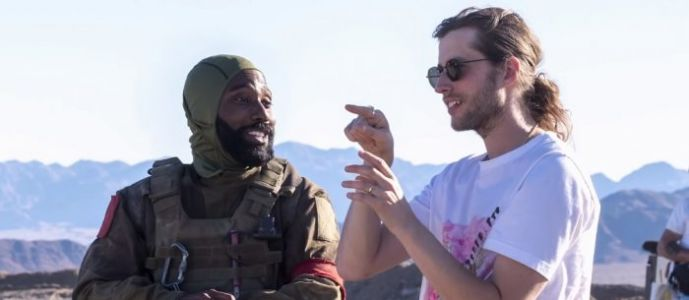 "'Tenet' Featurette: How ""The Plan"" Came Together for Travis Scott to End the Movie with Style"