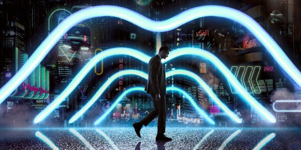 Mute Review: Duncan Jones' Berlin Runner 2049