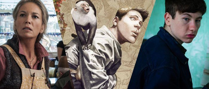 FX Dishes Details on 'Y: The Last Man' Series, Including Setting, Characters & That Monkey