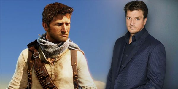 Nathan Fillion Could Be Teasing An Uncharted Movie Role