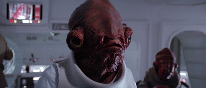 Admiral Ackbar Was Initially Going to Appear in 'Rogue One', But J.J. Abrams Got To Him First