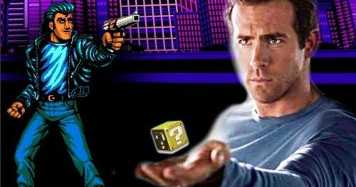 Ryan Reynolds Takes on Truman Show Style Video Game MovieRyan