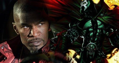 How Jamie Foxx Convinced Todd McFarlane He Is the Perfect