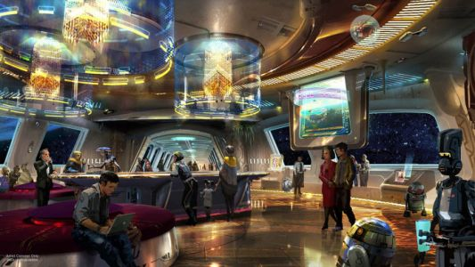 'Star Wars: Galaxy's Edge' Hotel Details Revealed; First Look at Disney California Adventure's 'Spider-Man' Ride