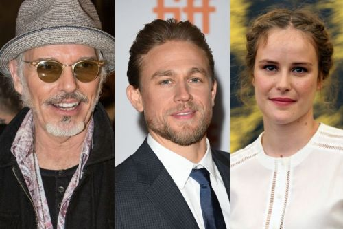 Billy Bob Thornton, Charlie Hunnam and Carla Juri Join A Million Little Pieces