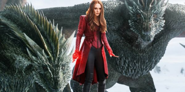 Game of Thrones: Elizabeth Olsen Opens Up About Her Terrible Daenerys Audition