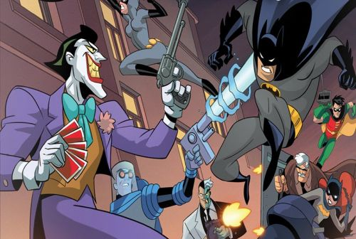 Batman: The Animated Series Adventures - Shadow of the Bat Launches on Kickstarter