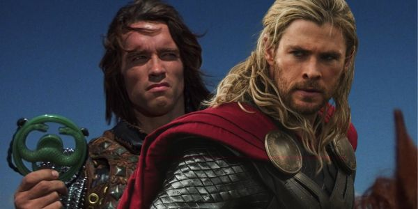 Conan The Barbarian is Joining Marvel's Avengers