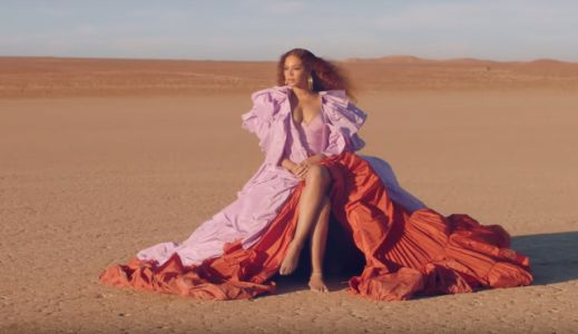 See Beyoncé belt out 'Spirit' with Blue Ivy in 'The Lion King' music video