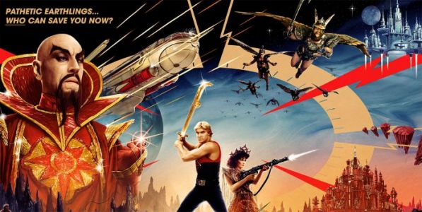 'Flash Gordon' Getting a 4K Restored Blu-ray Collector's Edition This Summer