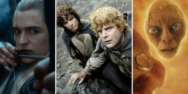15 Bizarre Things Cut From The Lord Of The Rings Books