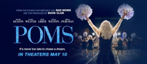 Poms Movie trailer