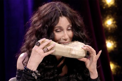 Cher Eats Cow Tongue Instead of Saying One Nice Thing About Trump
